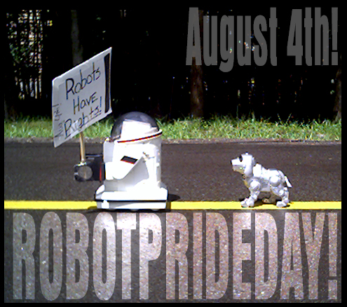 Robot Pride Day March 2003!